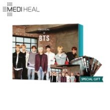 MEDIHEAL Calming Care Special Set 3items [BTS Edition]